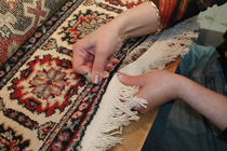 rug repair Fringe-Replacement